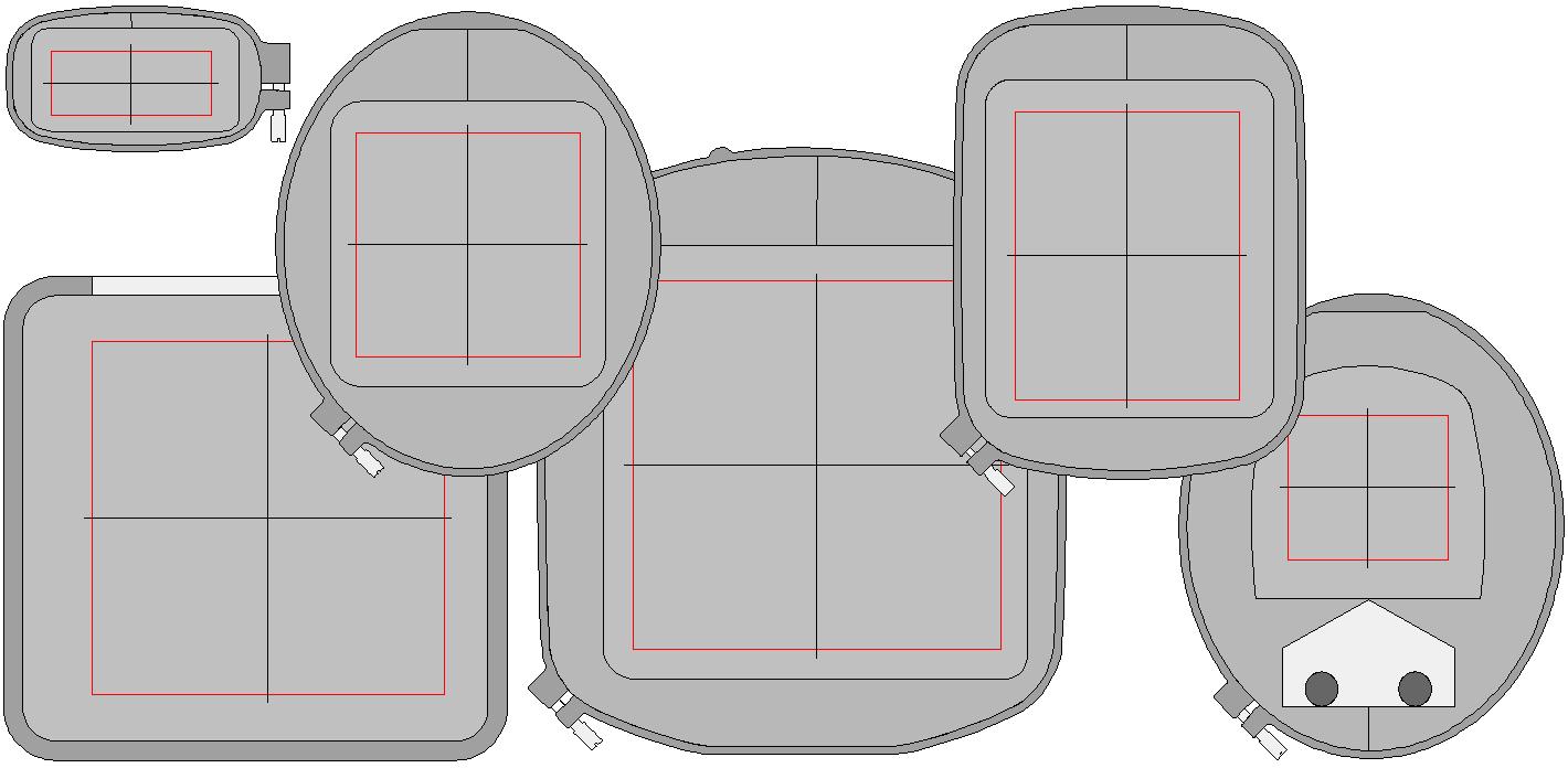 Rahmenauswahl - Digitizer V5