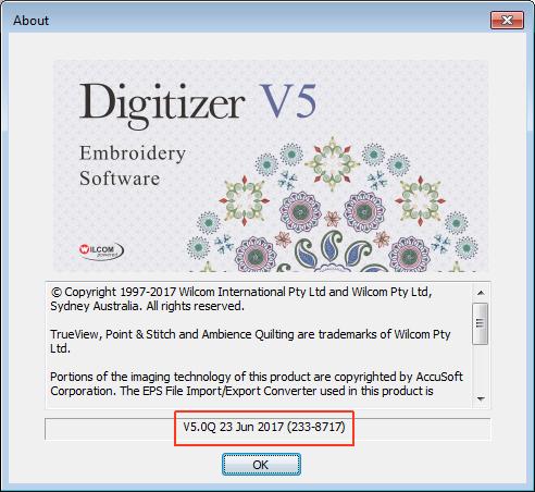 Digitizer V5 0Q Update 4 - Digitizer V5